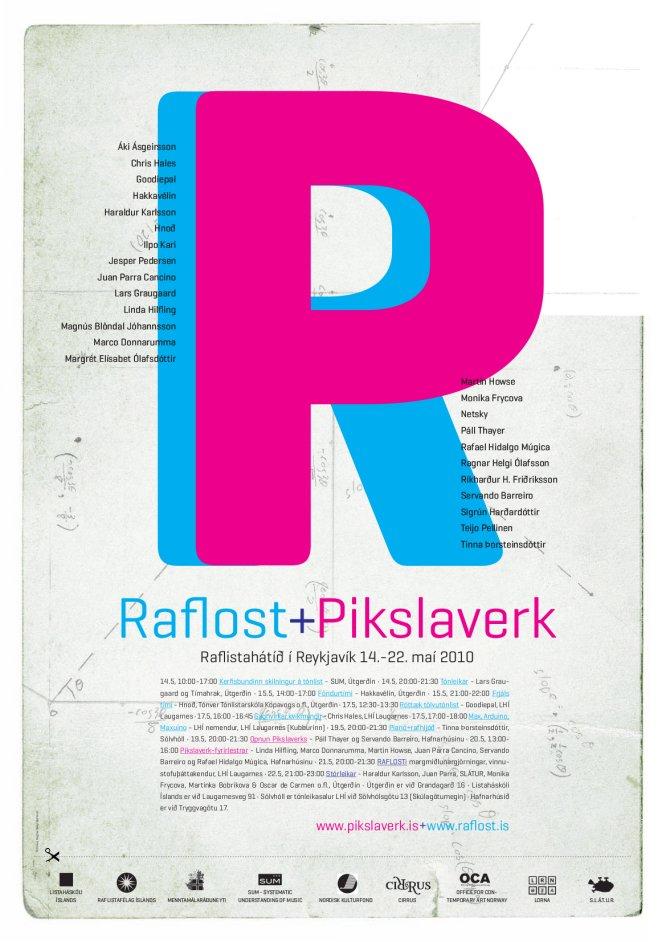 raflost-pikslaverk